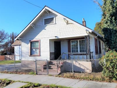 Stockton Single Family Home For Sale: 35 South Sierra Nevada