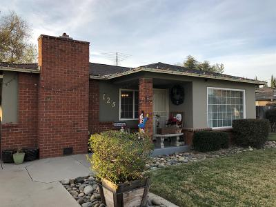 Manteca Single Family Home For Sale: 125 Raylow Avenue
