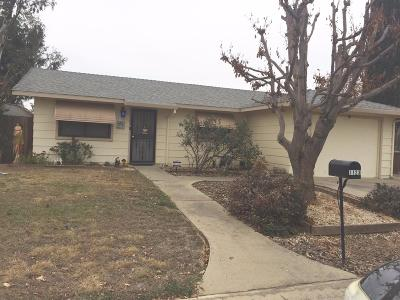 Galt CA Single Family Home For Sale: $259,900
