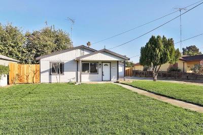 Turlock Single Family Home For Sale: 1029 Julian Street