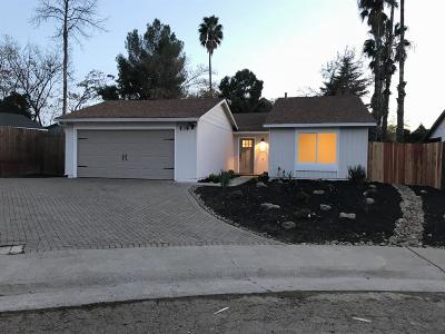 Sacramento CA Single Family Home For Sale: $335,250