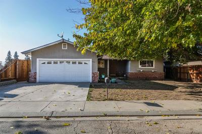Patterson CA Single Family Home For Sale: $299,000