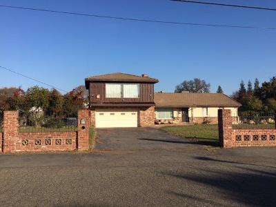 Sacramento Single Family Home For Sale: 4201 Orange Grove