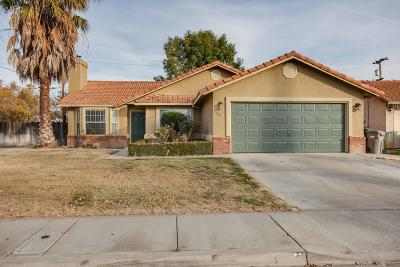 Los Banos CA Single Family Home For Sale: $270,000