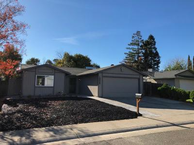 Sacramento Single Family Home For Sale: 10222 Sunol Way