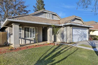 Oakdale, Modesto Single Family Home For Sale: 2621 Mozart Drive