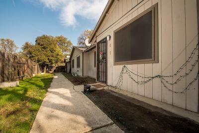 West Sacramento Multi Family Home For Sale: 1624 Citrus Street