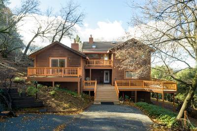 Camino Single Family Home For Sale: 3000 Espina Loma Drive