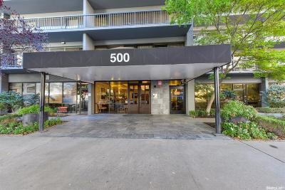 Sacramento Condo For Sale: 500 N Street