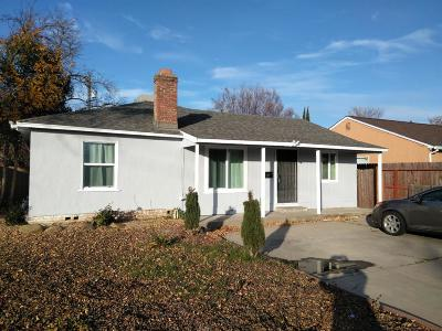 Sacramento Single Family Home For Sale: 2505 24th Avenue