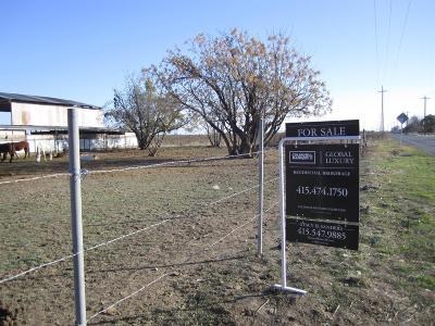 Merced Residential Lots & Land For Sale: 515 East Mission Avenue
