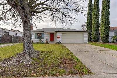Sacramento Single Family Home For Sale: 7636 19th Street