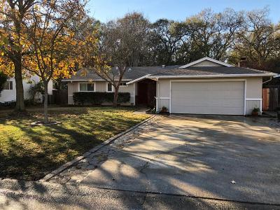 Citrus Heights Single Family Home For Sale: 7837 Clearview Drive