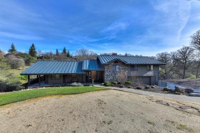 Folsom CA Single Family Home For Sale: $1,100,000