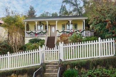 Sutter Creek Single Family Home For Sale: 46 Nickerson