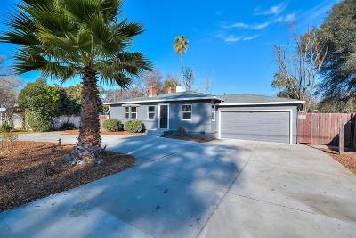 Carmichael Single Family Home For Sale: 5129 Marconi Avenue
