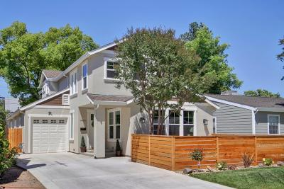 Sacramento Single Family Home For Sale: 4425 H Street