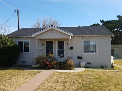 Gustine Multi Family Home For Sale: 332 Laurel Avenue