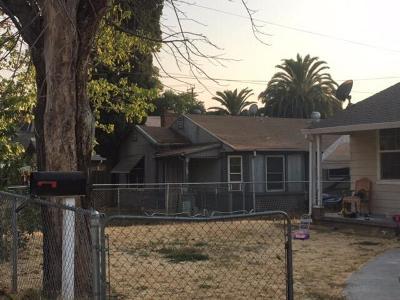 Sacramento Single Family Home For Sale: 2533 Taft Street