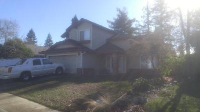Elk Grove Single Family Home Active Short Cont.: 7020 Tiant Way