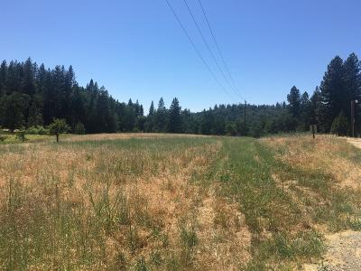 Pioneer Residential Lots & Land For Sale: Highway 88