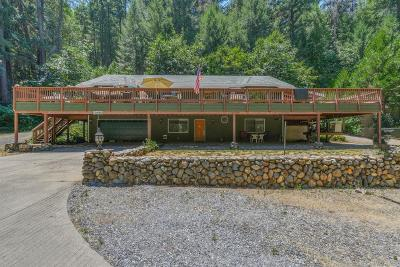 Wilseyville Single Family Home For Sale: 5095 Charles Street