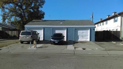 Stockton Multi Family Home For Sale: 8643 Acapulco Way