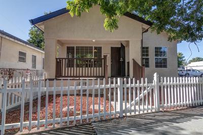 Sacramento Single Family Home For Sale: 2606 Franklin Boulevard