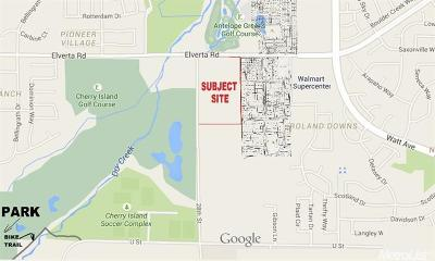 Sacramento County Residential Lots & Land For Sale: 2710 Elverta Road