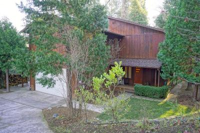 Placerville Single Family Home For Sale: 3345 Jericho Road