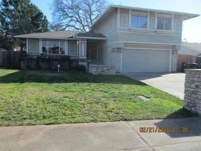 Citrus Heights Single Family Home For Sale: 8174 Lobata Street