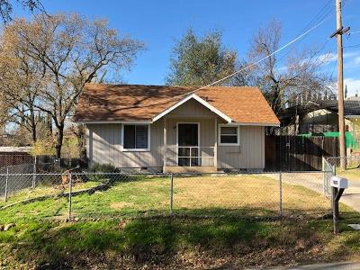 Citrus Heights Single Family Home Active Court Appr.: 8017 Holly