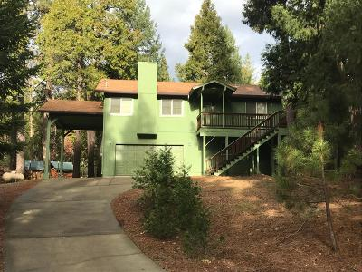 Grizzly Flats Single Family Home For Sale: 6685 Tyler Drive