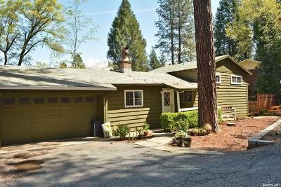 Grass Valley Single Family Home For Sale: 10808 Gold Hill
