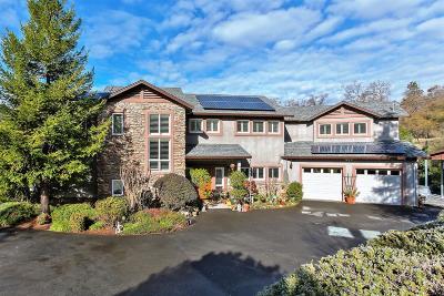 Auburn CA Single Family Home For Sale: $1,050,000