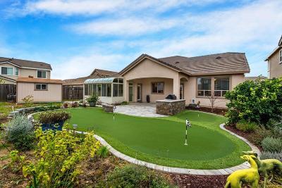 Roseville Single Family Home For Sale: 208 Rebel Court