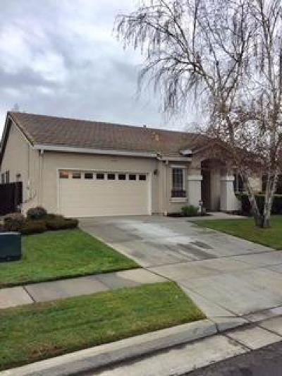 West Sacramento Single Family Home For Sale: 3125 Andrus Island Court