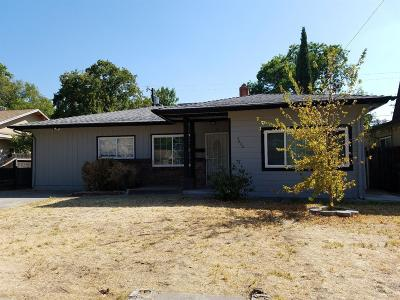 North Highlands Single Family Home For Sale: 3680 David Drive