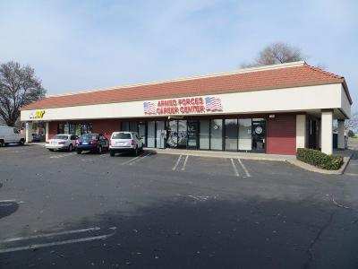 Manteca Commercial For Sale: 1180 North Main Street