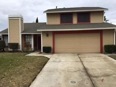 Manteca Single Family Home For Sale: 1521 Florence Court