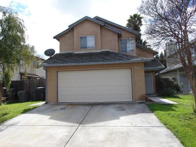 Woodland Single Family Home For Sale: 1582 Grass Valley Drive