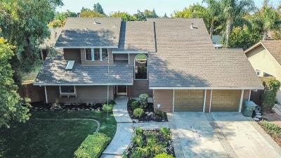 Modesto Single Family Home For Sale: 801 Sharnee Circle