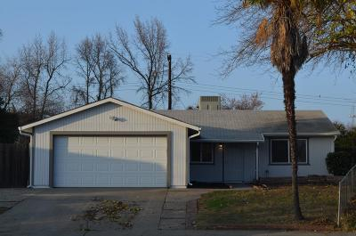 North Highlands Single Family Home For Sale: 4453 Hardwick Way