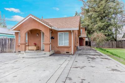 Woodland Multi Family Home For Sale: 834 4th Street