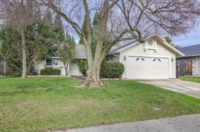 Fair Oaks CA Single Family Home For Sale: $349,500