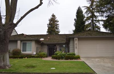 Stockton Single Family Home For Sale: 3729 Hatchers Circle