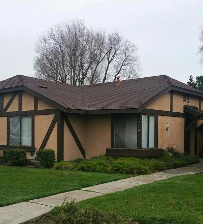 Stockton Single Family Home For Sale: 7110 Tristan Circle