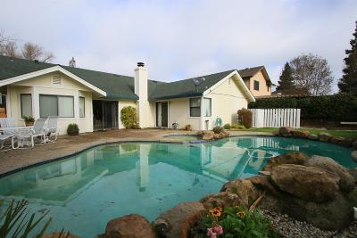 Roseville Single Family Home For Sale: 1293 Gold Pan Drive