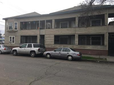 Stockton Multi Family Home For Sale: 541 South Sutter Street