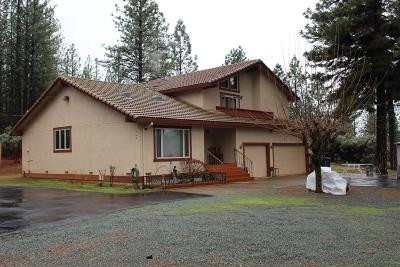Placerville CA Single Family Home For Sale: $449,000